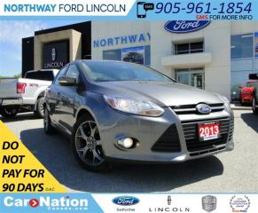 Used 2013 Ford Focus SE | BLUETOOTH | GREAT DEAL | for sale in Brantford, ON
