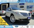 Used 2015 Lincoln MKX NAV | PANO ROOF | LEATHER | REAR CAM | for sale in Brantford, ON