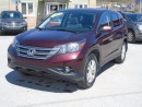 Used 2013 Honda CR-V EX-L for sale in Corner Brook, NL