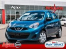 Used 2017 Nissan Micra S*301 kms*Accident free for sale in Ajax, ON