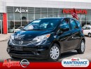 Used 2015 Nissan Versa Note 1.6 SV*Accident Free*Hatchback for sale in Ajax, ON