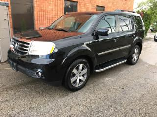 Used 2014 Honda Pilot Touring for sale in North York, ON