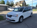Used 2016 Dodge Grand Caravan SXT  DVD.  ***SOLD*** for sale in Belmont, ON