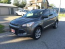 Used 2014 Ford Escape SE  2.0L., 4X4, NAV., LEATHER for sale in Belmont, ON