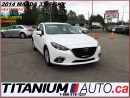 Used 2014 Mazda MAZDA3 GS-SKY+GPS+Camera+Heated Seats+Fogs+BlueTooth+ECO+ for sale in London, ON