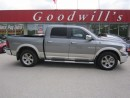 Used 2010 Dodge Ram 1500 Laramie! CREW! NAVI! 4x4! for sale in Aylmer, ON