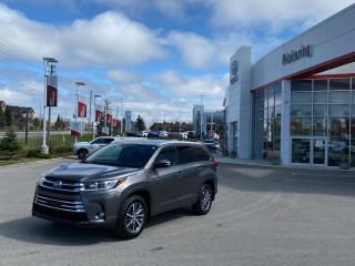 Used 2017 Toyota Highlander HYBRID XLE for sale in Pickering, ON