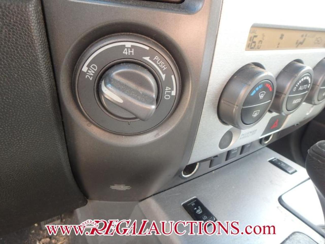 2007 Nissan TITAN LE CREW CAB 4WD 5.6L