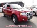 Used 2008 Ford ESCAPE  LIMITED 2WD for sale in Calgary, AB