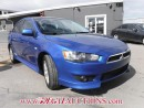 Used 2010 Mitsubishi LANCER SE 4D SEDAN for sale in Calgary, AB
