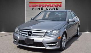 Used 2013 Mercedes-Benz C 300 C300 4 Matic SPORT PKG***only 71,000km for sale in Concord, ON