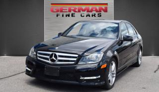 Used 2013 Mercedes-Benz C-Class C300  4 Matic SPORT PKG***only 83,000km for sale in Concord, ON