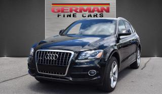 Used 2012 Audi Q5 SLINE 3.2L Premium | NAVIGATION for sale in Concord, ON