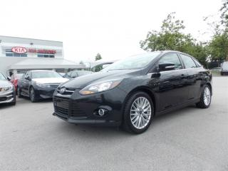 Used 2014 Ford Focus Titanium for sale in West Kelowna, BC