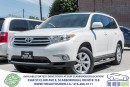 Used 2011 Toyota Highlander Limited NAVI Leather Sunroof Backup-Camera for sale in Caledon, ON