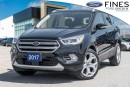 Used 2017 Ford Escape Titanium - DEMO! $1000 COSTCO REBATE! for sale in Bolton, ON