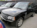 Used 2007 Land Rover Range Rover HSE 4WD, NAVI, LEATH for sale in North York, ON
