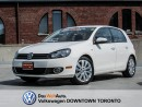 Used 2013 Volkswagen Golf 2.5 WOLFSBURG EDITION MANUAL for sale in Toronto, ON