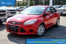 Used 2014 Ford Focus SE AM/FM Radio and Air Conditioning for sale in Port Coquitlam, BC