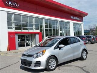 Used 2016 Kia Rio LX+ for sale in Newmarket, ON