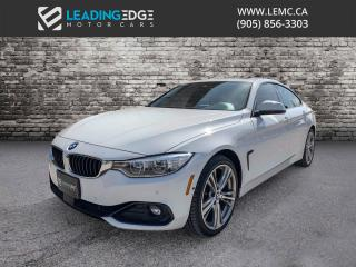 Used 2015 BMW 428i Gran Coupe i xDrive Sport, Executive Package for sale in Woodbridge, ON