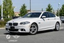 Used 2014 BMW 528 i xDrive Premium Package and ConnectedDrive Services! for sale in Langley, BC