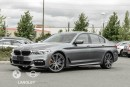 Used 2017 BMW 540i xDrive Sedan HEA Package 2 for sale in Langley, BC