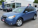 Used 2015 Subaru Forester 2.5i 6spd Manual for sale in Kitchener, ON