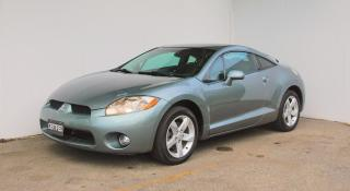 Used 2007 Mitsubishi Eclipse Leather Seats Sunroof for sale in Mississauga, ON