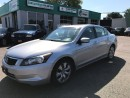 Used 2008 Honda Accord EX-L l LEATHER l 2.4L for sale in Waterloo, ON