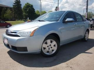Used 2009 Ford Focus SE for sale in Whitby, ON