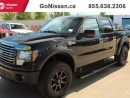 Used 2011 Ford F-150 Harley-Davidson 4x4 SuperCrew Cab for sale in Edmonton, AB