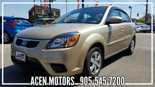 Used 2010 Kia Rio EX for sale in Hamilton, ON