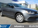 Used 2015 Volkswagen Jetta 2.0L BACK UP CAMERA LOW KMS for sale in Edmonton, AB