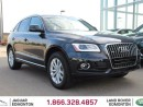 Used 2015 Audi Q5 2.0T quattro Progressiv - Local One Owner Trade In | No Accidents | 3M Protection Applied | Heated Leather Seats | Panoramic Sunroof | Power Liftgate | Parking Sensors | Navigation | Back Up Camera | 18 Inch Wheels | Low KMs | Dual Zone Climate Control wi for sale in Edmonton, AB