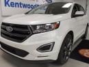 Used 2015 Ford Edge Sport AWD Ecoboost, NAV, sunroof, heated leather seats, power liftgate for sale in Edmonton, AB