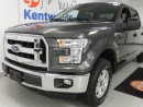 Used 2016 Ford F-150 XLT 5.0L V8 with a comfortable 6 seats and keyless entry for sale in Edmonton, AB