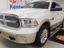 Used 2014 Dodge Ram 1500 Longhorn 5.7L V8 with NAV, sunroof, leather heated seats all around and a heart for killing it! for sale in Edmonton, AB