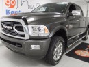 Used 2016 Dodge Ram 2500 2500 Longhorn with heated leather seats, NAV, sunroof for sale in Edmonton, AB