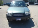 Used 2006 Subaru Forester 2.5X for sale in Scarborough, ON