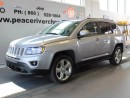 Used 2015 Jeep Compass Sport for sale in Peace River, AB