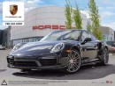 Used 2017 Porsche 911 Local 911 Turbo with Burmester Audio for sale in Edmonton, AB