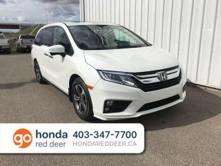 Used 2018 Honda Odyssey EX RES Back Up Cam Sunroof for sale in Red Deer, AB