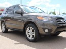 Used 2012 Hyundai Santa Fe AWD, SUNROOF, HEATED SEATS, BLUETOOTH, AUX/USB for sale in Edmonton, AB
