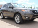 Used 2012 Hyundai Santa Fe AWD, SUNROOF, HEATED SEATS, BLUETOOTH, AUX/USB for sale in Edmonton, AB