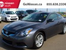 Used 2010 Nissan Altima 2.5 S 2DR COUPE for sale in Edmonton, AB