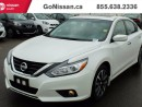 Used 2016 Nissan Altima SUNROOF, HEATED SEATS, BACK UP CAMERA!! for sale in Edmonton, AB