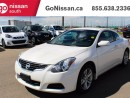 Used 2012 Nissan Altima COUPE, SUNROOF, ALLOY RIMS!! for sale in Edmonton, AB