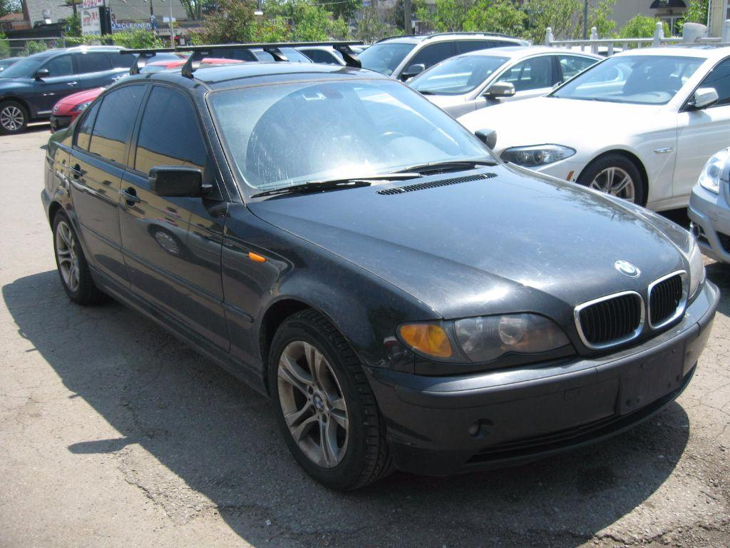 Used 2004 Bmw 3 Series 320i Manual For Sale In