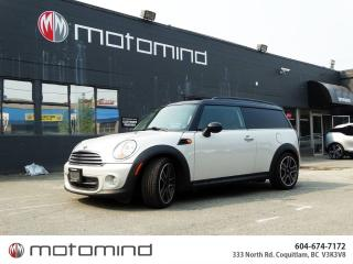 Used 2012 MINI Cooper Clubman for sale in Coquitlam, BC